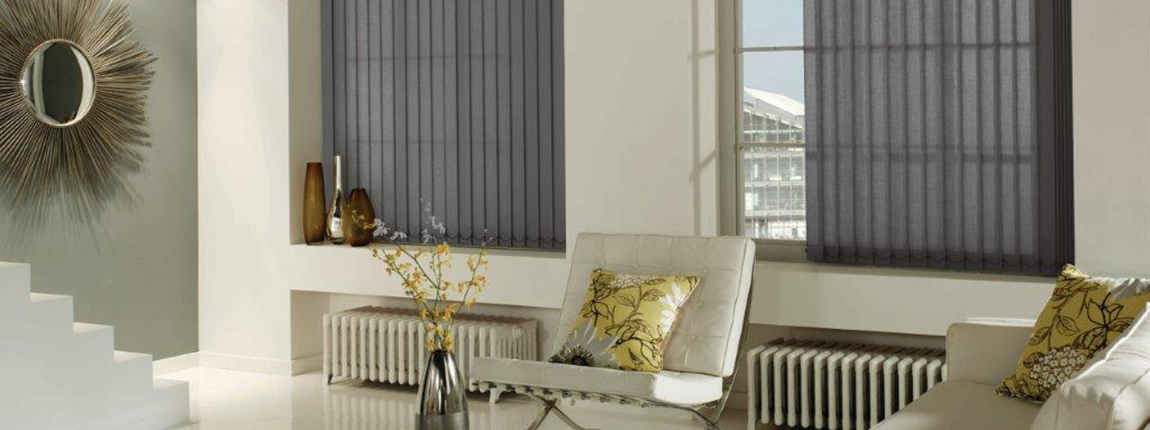 Vertical Blinds from Blinds4uDirect.co.uk