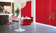 Vitra Flame Vertical Blind